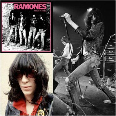 continua a leggere.....Joey Ramone